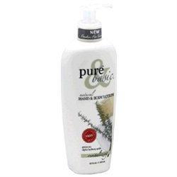 Pure & Basic - Body Lotion Revitalizing - 12 oz.