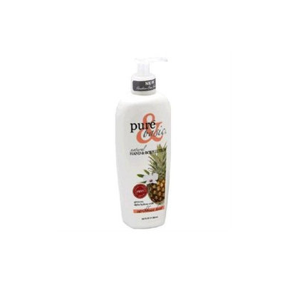 Frontier Body Lotion, Caribbean Heat 12oz from Pure & Basic