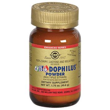 Solgar ABC Dophilus Powder for Infants and Children - 1.75 oz