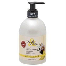 Pure & Basic - Liquid Hand Soap Banana Vanilla - 12.5 oz.