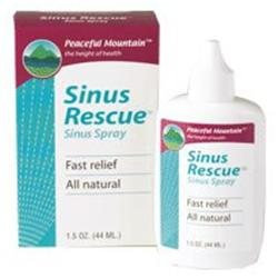 Peaceful Mountain Sinus Rescue - 1.5 fl oz