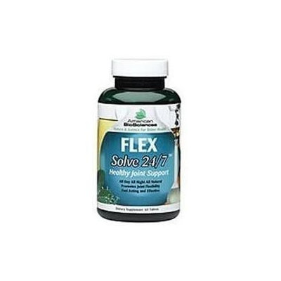 American BioSciences FLEXSolve 24 7 - 60 Tablets