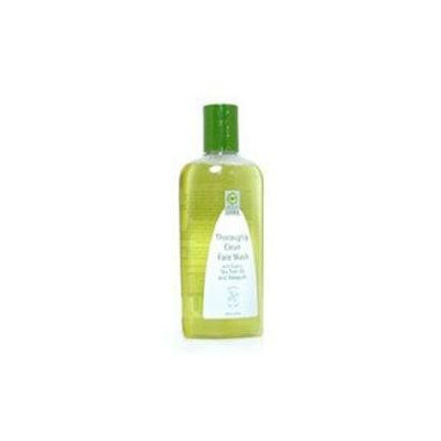 Desert Essence Thoroughly Clean Face Wash Travel Size 4 Oz