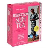 Slim Tea Col-S Rol 20 Bag by Hobe Laboratories (1 Each)