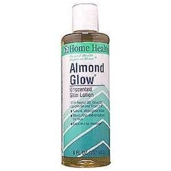 Home Hearth Home Health - Almond Glow Lotion Unscented - 8 oz.