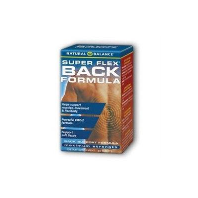 Super Flex Back Formula, 60 Tablets, Natural Balance