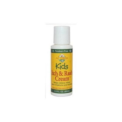 All Terrain Kids Itch And Rash Cream - 2 fl oz
