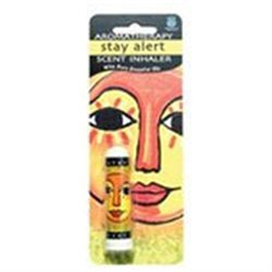 Earth Solutions Aromatherapy Stay Alert Scent Inhaler - 1 Inhaler