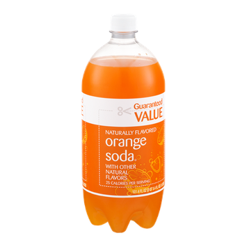 Guaranteed Value Orange Soda