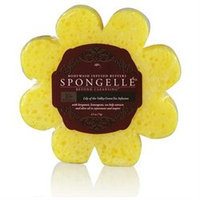 Spongelle Body Wash Infused Buffer - 10 Washes - Lily of the Valley - Green Tea