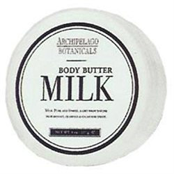 Archipelago Botanicals Milk Oat Body Butter