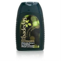 Badedas Revitalising Shower, Shampoo and Conditioner with Extract of Horse Chestnut