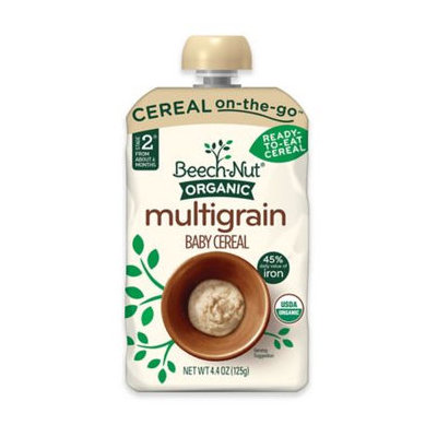 Beech-Nut® Stage 2 Organic Multigrain Baby Cereal