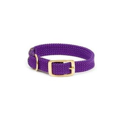 Mendota Double Braid Collar in Purple