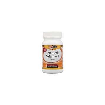 Vitacost Brand Vitacost Natural Vitamin E -- 400 IU - 100 Softgels
