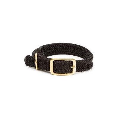 Mendota Double Braid Collar in Black
