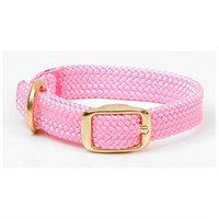 Mendota Double Braid Junior Collar in Hot Pink
