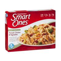 Weight Watchers Smart Ones Smart Creations Teriyaki Chicken & Vegetables