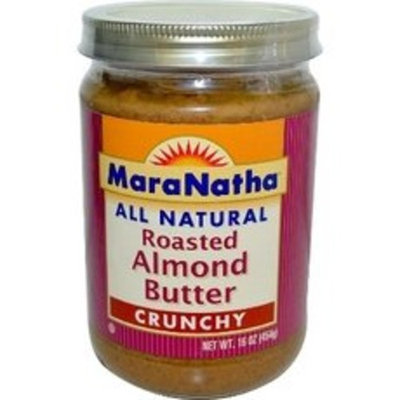 Maranatha Almond Btr, Rst, Crnch, Ns, 16-Ounce