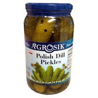 Agrosik Polish Dill Pickle 30.0 OZ