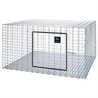 Miller Mfg. Miller Manufacturing 30in. X 30in. X 16in. Rabbit Hutch AH3030