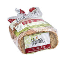 Nature's Promise Artisan Sandwich Bread Natural Rye