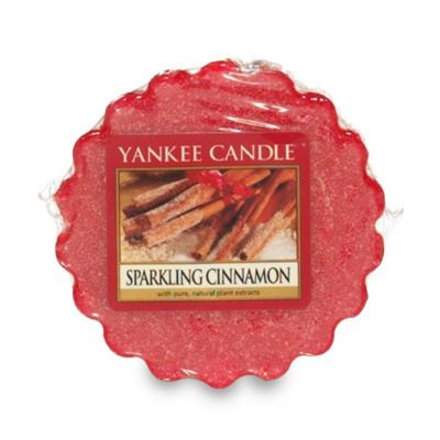 Yankee CandleA HousewarmerA Sparkling Cinnamon Wax Potpourri Tart