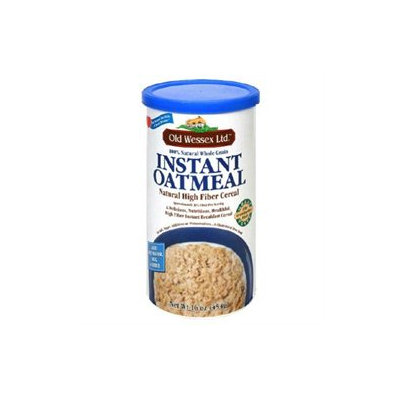 Old Wessex 100% Whole Grain Instant Oatmeal - 16 oz