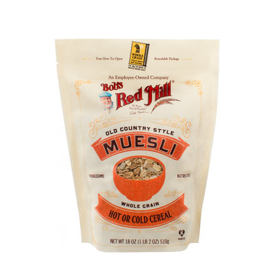 Bob's Red Mill Old Country Style Muesli