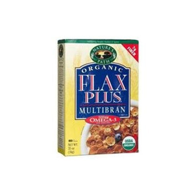 ture's Path Natures Path 36746 Organic Flax Plus Cereal