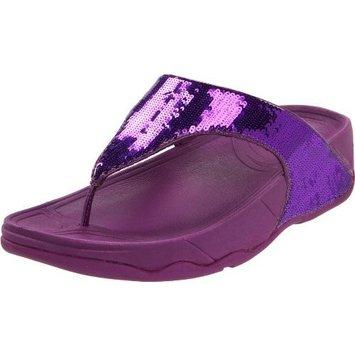 FitFlop Women's Electra Sandal [Black, 6 B(M) US] [{