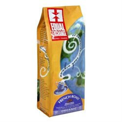 Equal Exchange Organic Coffee Whole Bean French Roast