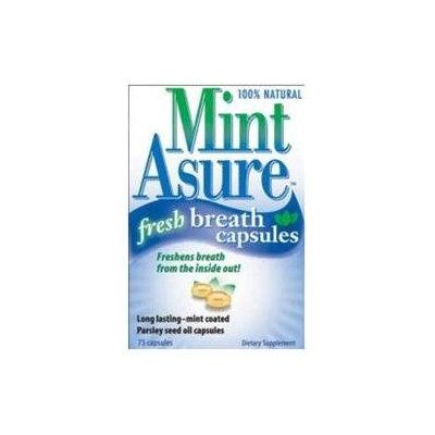 Rainbow Light MintAsure Fresh Breath Capsules 75 ea