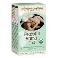 Earth Mama Angel Baby Organic Tea, Peaceful Mama 16 ea