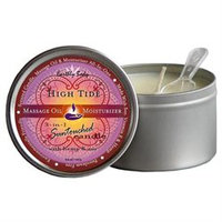 Earthly Body High Tide 3-in-1 Round Candle