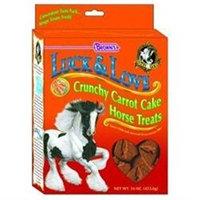 F.m. Brown Pet Luck & Love Horse Treat, 1 Lb Carrot