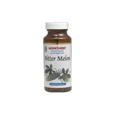 tures Herbs Nature's Herbs Bitter Melon 450mg, 100 capsules