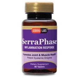 Sedona Labs Serrra Phase Inflammation Response - 90 Tablets