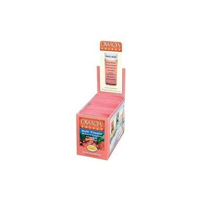 Ola Loa Energy Multi Vitamin Drink Mix, Cran-Raspberry 30 packets