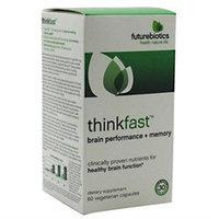 Futurebiotics - ThinkFast Brain Performance Memory - 60 Vegetarian Capsules