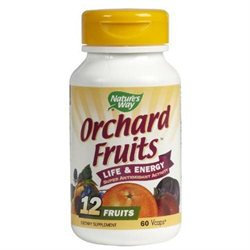 tures Way Nature's Way Orchard Fruits - 60 Vegetarian Capsules