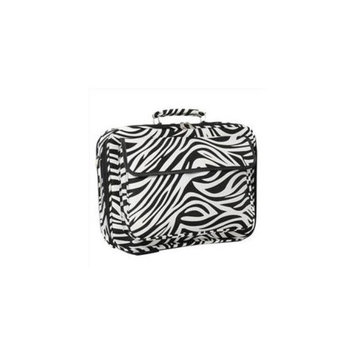 All-Seasons 812010-163 17 inch Laptop Computer Case, Zebra