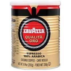 Lavazza 8.8-oz. Ground Coffee, Qualita Oro