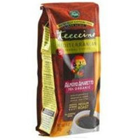 Teeccino Mediterranean Herbal Coffee Almond Amaretto - 11 oz
