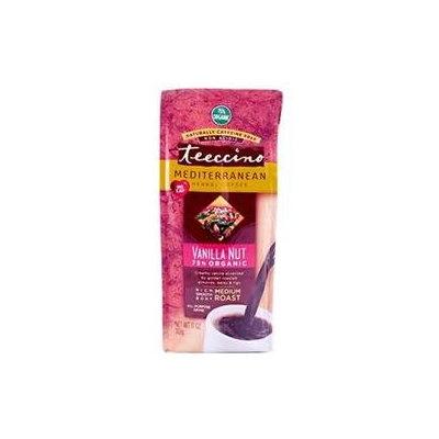 Teeccino Mediterranean Herbal Coffee Vanilla Nut - 11 oz