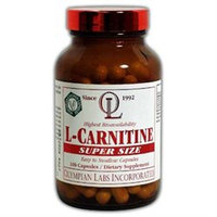 Olympian Labs L-Carnitine Fumarate, Super Size, 100 capsules