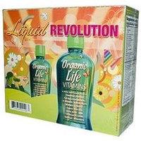 Peter Gillham's Natural Vitality Liquid Organic Life Vitamins 30 nutri packs