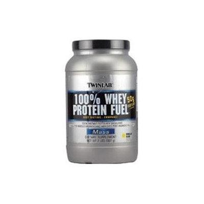 Twinlab 100% Whey Protein Fuel-2 lb -VANILLA-Powder
