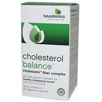 Futurebiotics 0744672 Cholesterol Balance - 90 Vegetarian Capsules