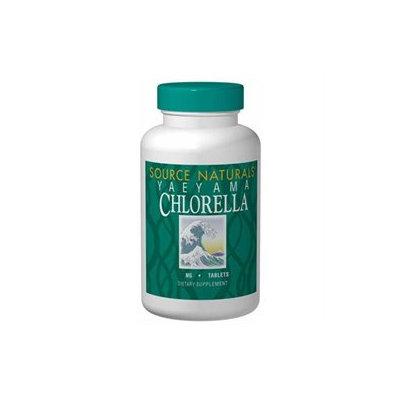 Source Naturals Chlorella From Yaeyama 200 mg Tabs